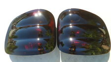 CUSTOM! 00-03 F150 FLARESIDE Smoked Tail Lights OE Black Tinted Non led Ford