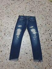 Jeans EVISU pants hose un pantalon TG 46