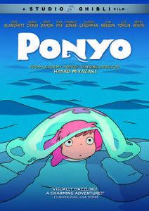 Ponyo [New DVD] Widescreen