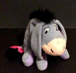 "Walt Disney's Eeyore 10"" Plush From Applause"