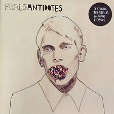 FOALS ANTIDOTES CD Brand New And Sealed