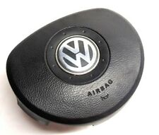 GENUINE VW POLO 9N STEERING WHEEL AIRBAG IN BLACK 1T0 880 201 A