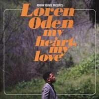 LOREN ODEN - ADRIAN YOUNGE PRESENTS LOREN ODEN MY HEART MY LOVE NEW CD