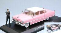 Model Car Cadillac Fleetwood Elvis Presley Figure Scale 1/43 diecast Movie