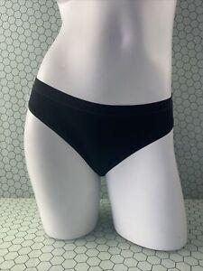 NWT Smartwool Womens Merino 150 Bikini Black Size XS