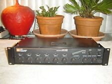 JBL Urei 5330, 6 Channel Microphone Mixer, Preamp, Vintage Rack