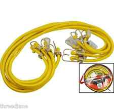 Thorsen 12mm x 1200mm Bungee Cords - 6 Pack - New