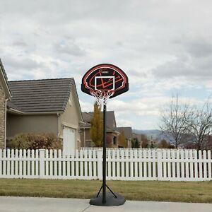 Lifetime Portable Adjustable Basketball Hoop and Backboard