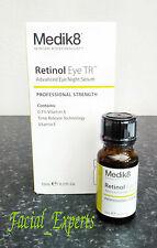 Medik 8 Retinol Ojo TR, ojo Avanzado Noche Serum, Alta Resistencia Vitamina a & C
