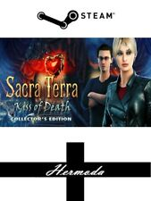 Sacra Terra: Kiss of Death Collector's Edition Steam Key-For PC Windows