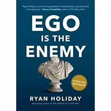 Ego Is the Enemy - Hardcover NEW Ryan Holiday(Au 14 Jun. 2016