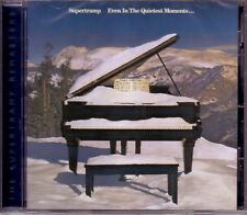 CD (NUOVO!) Supertramp even in the quietest Moments (rem. give a little bit mkmbh