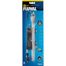 FLUVAL  M100 SUBMERSIBLE GLASS AQUARIUM HEATER 100 WATT  HAGEN A-782