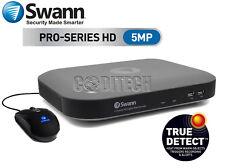 Swann Dvr8 4980 8 Channel 5.0 Megapixel 2tb CCTV Digital Video Recorder (dvr)