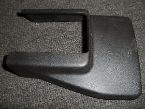 COVER.FRONT SEAT ADJUSTER TRACK COVER CADILLAC CTS 2008-2011.GENUINE GM PART.