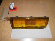 Original BMW e31 8er Streuscheibe Fahrerseite 63128354555 gelb NEU Links