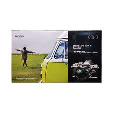 Olympus OM-D E-M10 Mark III Digital Camera + ED 14-150mm II Lens Kit - UK Model