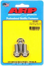 Arp 430-6801 Sbc Small Big Block Chevy Bbc Stainless Balancer Crank Pulley Bolts