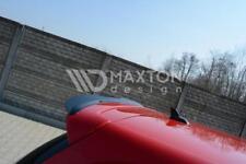 VW GOLF 6 GTI & R SPOILER CAP / ROOF WING EXTENSION REAR - MAXTON DESIGN - GLOSS