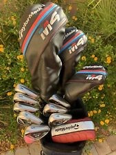 Taylormade Complete Golf Set Right Handed Stiff Flex