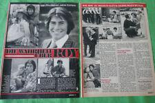 Roy Black...Bravo-Poster/Story...2 Seiten vom 1978..15.Juni