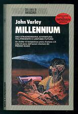 VARLEY JOHN MILLENNIUM NORD 1986 COSMO ARGENTO 165 FANTASCIENZA
