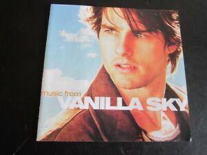 Various Artists - Music From Vanilla Sky: 2001 Reprise CD Album Soundtrack Rock