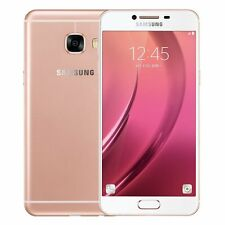 New Samsung Galaxy C7 SM-C7000 PINK 32GB Duos 5.7'' 16MP  (FACTORY UNLOCKED)