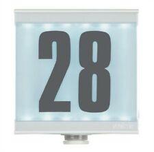 Numéro de maison avec détecteur de mouvement infrarouge, Steinel, Neuf