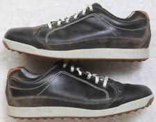 FootJoy Contour Casual Spikeless Golf Shoes Size 9.5 Model 54244 Nine 1/2 Black