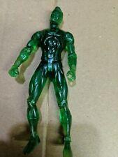 "Green lantern DC comics action figure 7"" Clear Transparent Collectible RARE"