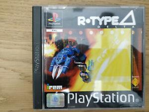 R-Type Delta (Playstation 1)