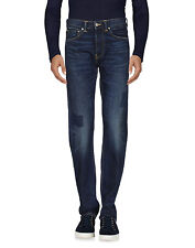 EDWIN JAPAN Jeans ED-80 Slim Tapered DEEP BLUE W33/L32 NEW Listino €200
