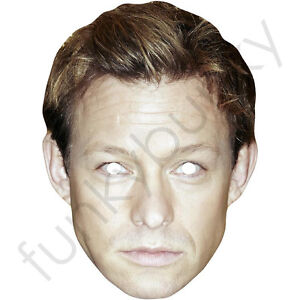 Adam Rickett Celebrity Actor Coronation Street Card Mask - Masks Are Pre-Cut