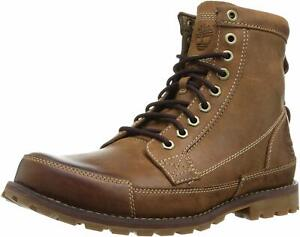 """Timberland Mens Earthkeepers Original Leather 6"""" Lace Up Boots Shoe TB015551"""