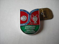 a1 DYNAMO KIEV - PORTO cup uefa champions league 1987 football pins