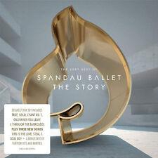 SPANDAU BALLET The Story The Very Best Of 2CD BRAND NEW Digipak