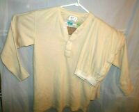 Vtg Lally Manufacturing Military Issue Thermal Underware Med. Shirt  Sml Pants