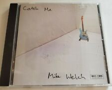 Mike Welch - Catch Me CD, 1998 Blues
