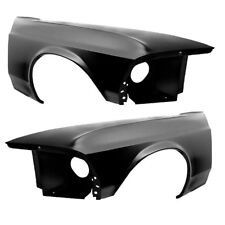 1969 Ford Mustang New Front FENDER Panels Pair Left & Right Side 2 Pcs Dynacorn