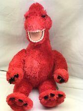 Build a Bear red dinosaur (77)
