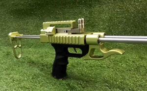 Flymars 2145V Bandset 85CM Pulling 14MM Rod Deluxe Hunting Slingshot Rifle Super