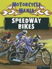 Speedway Bikes (Motorcycle Mania)-ExLibrary