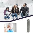Warm Hot Water Bottle Plush Soft Cover Hand Warmer Premium Natural Warmth 1L