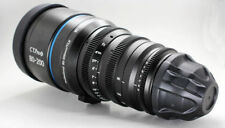 Customized Nikon 80-200mm f/2.8 PL Mount Cine lens for BMCC SONY FS7 F5 RED EPIC