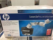 HP LaserJet Pro M1212NF All-In-One Laser Printer