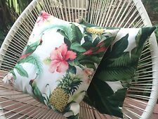 **STUNNING NEW TROPICAL INDOOR/OUTDOOR TOMMY BAHAMA CUSHION COVER 45x45cm*