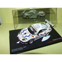PORSCHE 911 GT3 rs N°77 LE MANS 2001 ALTAYA 1:43 Arrivée 7ème