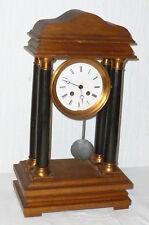 Vecchio Orologio Portale Orologio Di Pilastro Orologio Da Tavolo Pendule