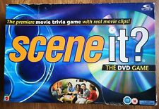 Scene It The DVD Game - Movies